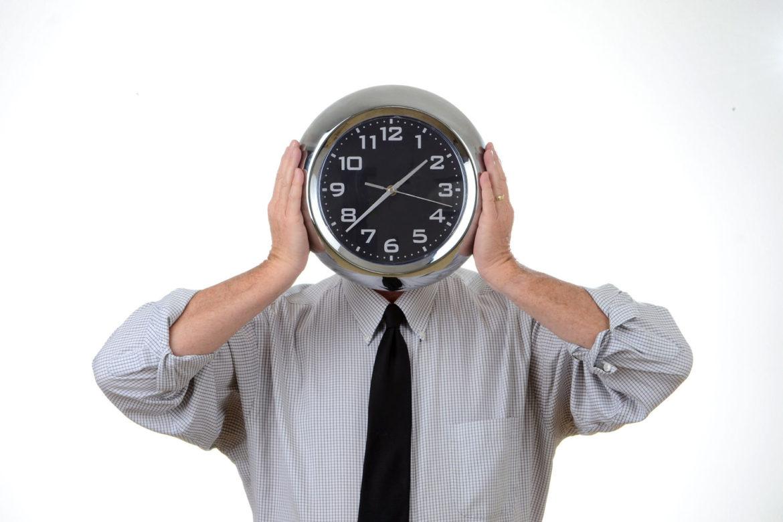 На сколько можно опоздать на работу?