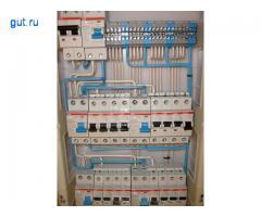 Обслуживание электрики на частных и коммерческих объектах
