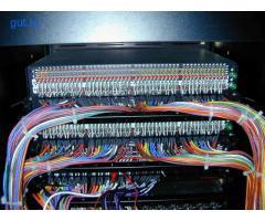 Монтаж локальной вычислительной сети