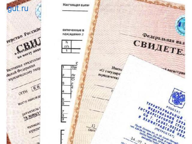 Регистрация ООО, И.П. - 2/2